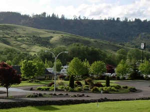 Rice Hill RV Park - Oakland OR