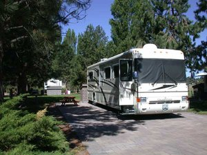 Crown Villa RV Resort - Bend OR