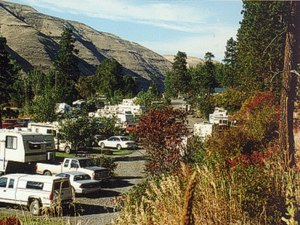 The Last Resort RV Campground & Store - Pomeroy WA