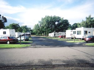Beach RV Park - Benton City WA
