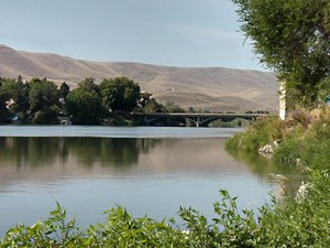 Wine Country RV Park - Prosser WA