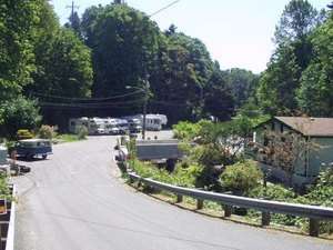 Peabody Creek RV Park - Port Angeles WA