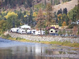 Clearwater Crossing RV Park - Orofino ID