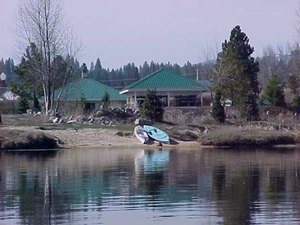 Water's Edge RV Resort - Cascade ID