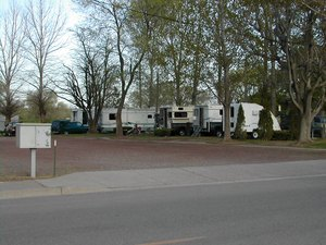 Trail Break RV Park - Glenns Ferry ID