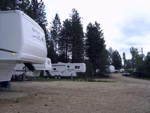Mountain Pines RV Park - Idaho City ID
