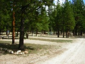 Elk Run RV Campground - Lowman ID