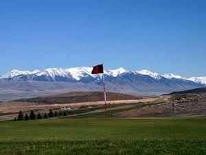 Challis Golf Course RV Park - Challis ID