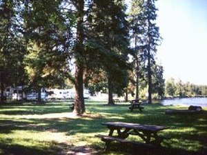 Spruce Park on the River RV Park & Campground - Kalispell MT