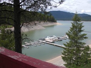 Koocanusa Resort and Marina - Libby MT