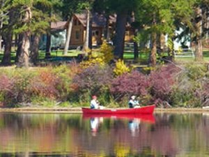 Tamaracks Resort - Seeley Lake MT