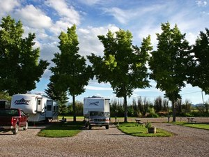 Southside RV Park - Dillon MT