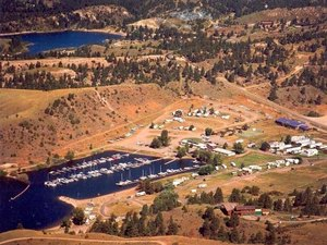 Kim's Marina & Resort - Helena MT