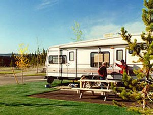 Yellowstone Grizzly RV Park - West Yellowstone MT