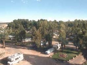 Phillips RV Park - Evanston WY