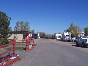 Casper East RV Park and Campground