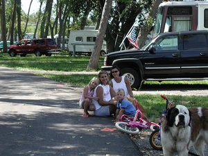 Riverside RV Camp and Storage - Ashland NE