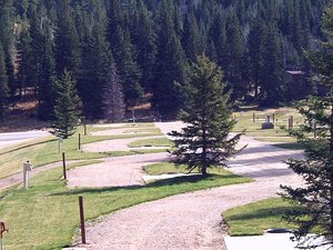 Steel Wheel Campground & Trading Post