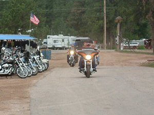 Sturgis Road Campground