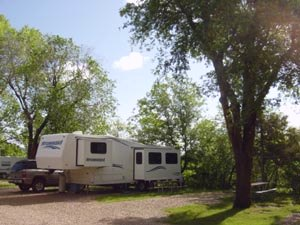 Mountain View Campground - Spearfish SD