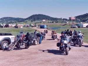 Katmandu RV Park and Campground - Sturgis SD
