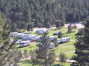 Rush No More Campground - Sturgis SD