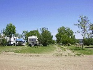 Oasis Campground - Oacoma SD