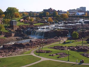 Sioux Empire Fair Campground - Sioux Falls SD