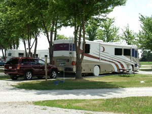 Double J Campground & RV Park - Chatham IL