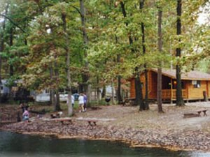 Robin Hood Woods Resort & Campground - Shelbyville IL