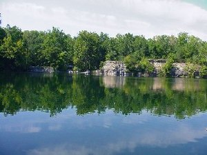Hidden Paradise Campground - Saint Paul IN