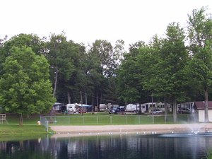 Wildcat Woods Campgrounds - Greenville OH
