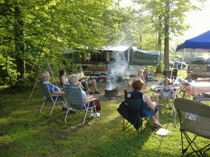 Forest Ridge Campground & Cabins - Marienville PA