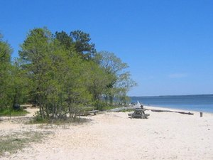 Camp Merryelande - St George Island MD