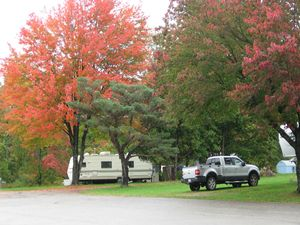 Walnut Grove Campground - Alfred ME