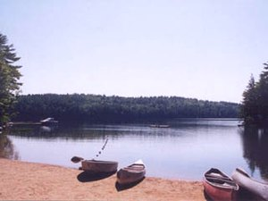 Cove Camping Area - Conway NH