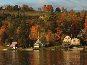 Harveys Lake Cabins & Campground - West Barnet VT
