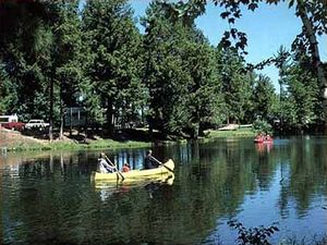 Alpine Lake RV Resort - Corinth NY