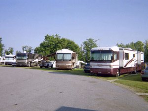 Ben Franklin RV Park - York PA