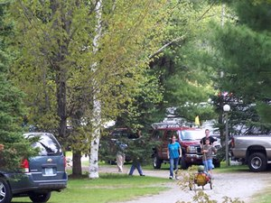 Littleton KOA Kampground - Lisbon NH