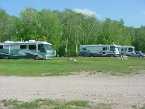 White Birches Camping Park - Shelburne NH