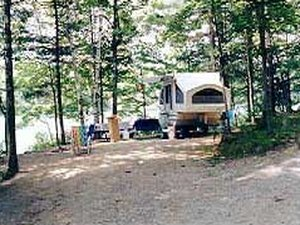 Keyser Pond Campground