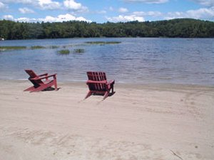 Mile-Away Campground - Henniker NH