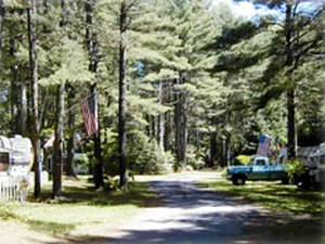 Wakeda Campground - Hampton Falls NH