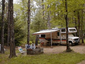 Ferndale Acres Campground - Lee NH