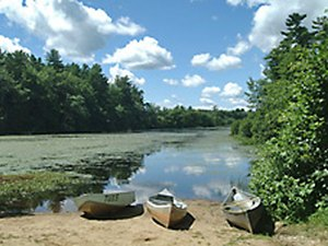 Tuxbury Pond RV Resort - South Hampton NH
