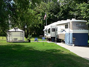 Bunker Hills Campground - Coon Rapids MN