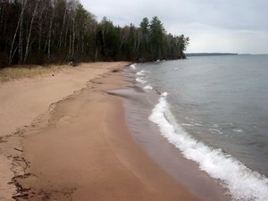 Island Beach Campground - Duluth MN