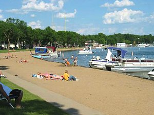 Shell Lake Resort & Campground - Detroit Lakes MN