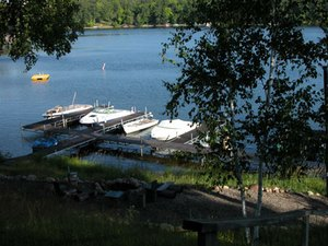 Woodland Beach Resort - Deerwood MN